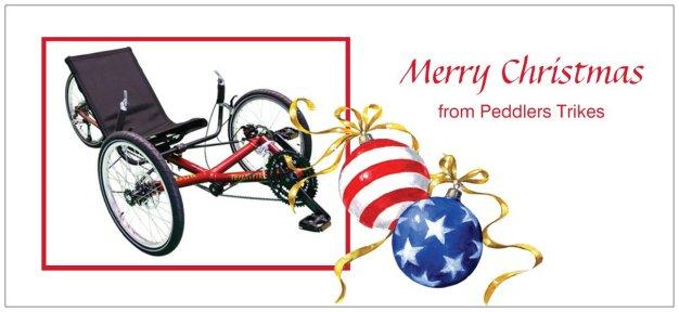 Trike Christmas Card Sm