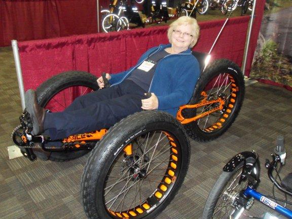3 New Ice Trikes At Rcc Peddlers Bikes Recumbents